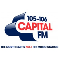 Logo de la radio Capital Teesside