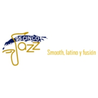 Logo of radio station 95.5 Jazz