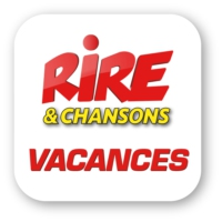 Logo of radio station Rire et Chansons Vacances
