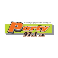 Logo of radio station Party FM 97.1