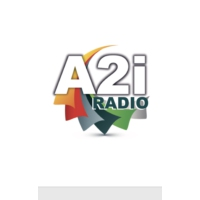 Logo of radio station A2i Radio