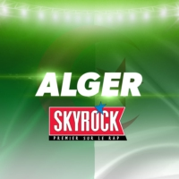 Logo of radio station Skyrock Alger
