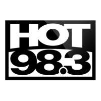 Logo of radio station KOHT Hot 98.3