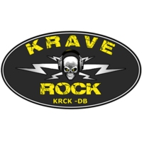 Logo of radio station KRCK-DB / KRAVE ROCK
