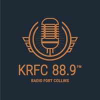 Logo of radio station KRFC 88.9 FM