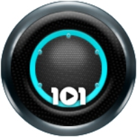 Logo of radio station 101.ru - Trance