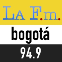 Logo de la radio La FM 94.9 Bogotá