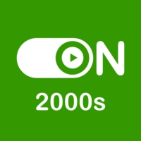 "Logo de la radio ""ON 2000s"""