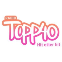 Logo of radio station Topp40