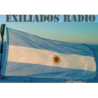 Logo of radio station Exiliados Radio