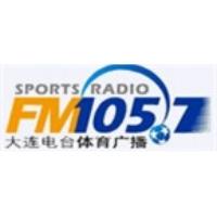 Logo of radio station Dalian Sports & Leisure Radio 105.7