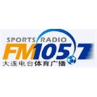 Logo of radio station Dalian Sports & Leisure Radio 105.7