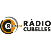 Logo of radio station Ràdio Cubelles