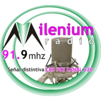 Logo of radio station Milenium Hit`s 91.9 MHZ
