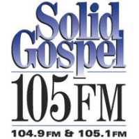 Logo of radio station WBOZ Solid Gospel