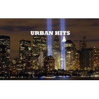 Logo of radio station Urban Hits