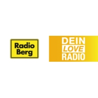 Logo of radio station Radio Berg – Dein Love Radio
