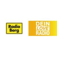 Logo of radio station Radio Berg – Dein Love Radio
