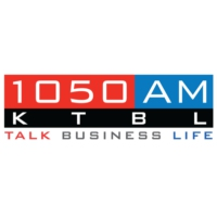 Logo of radio station KTBL 1050