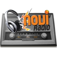 Logo of radio station Novi Radio