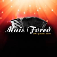 Logo of radio station Rádio Mais Forró
