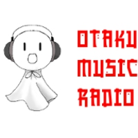 Logo of radio station Otaku Music Radio