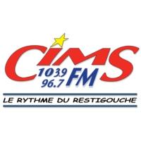 Logo of radio station CIMS Radio Restigouche 104 FM