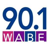 Logo of radio station WABE News