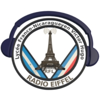 Logo of radio station RFL - Radio Eiffel