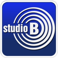 Logo of radio station Studio B