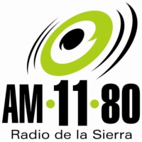 Logo of radio station AM 1180 - Radio de la Sierra