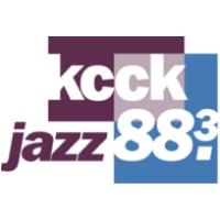 Logo of radio station KCCK