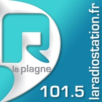 Logo of radio station R' La Plagne