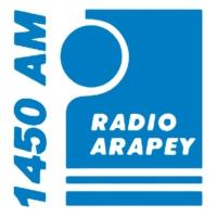 Logo de la radio Arapey 1450 AM