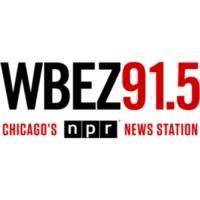 Logo of radio station WBEZ 91.5