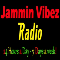 Logo of radio station Jammin Vibez Radio