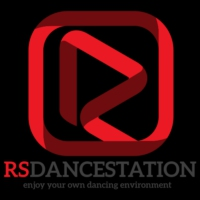 Logo of radio station RS dance station