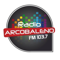 Logo of radio station Radio Arcobaleno