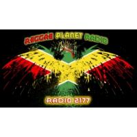 Logo de la radio Reggae Planet Radio