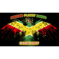 Logo of radio station Reggae Planet Radio