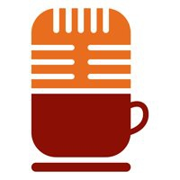 Logo of radio station The Cafe Radio