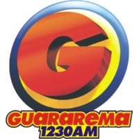 Logo of radio station Radio Guararema