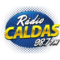 Logo of radio station Radio Caldas 104.9 FM