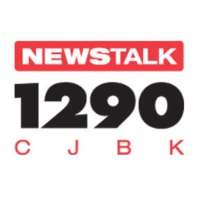 Logo of radio station CJBK 1290