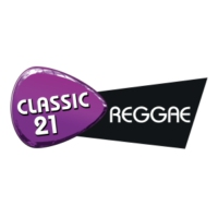 Logo of radio station Classic 21 Reggae