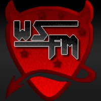 Logo of radio station WS-FM