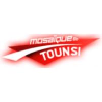 Logo of radio station Mosaique FM Tounsi