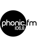 Logo of radio station Phonic FM