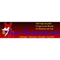 Logo de la radio Fox-Revolution