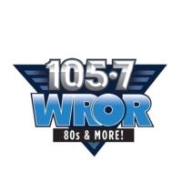 Logo de la radio 105.7 WROR